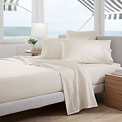 Sheridan - Ivory 'Classic Percale' sheets