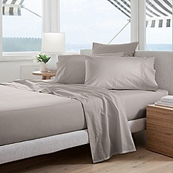 Sheridan - natural 'Classic Percale' sheets