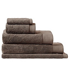 Sheridan - Chocolate 'Luxury Retreat' towels