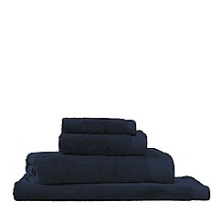 Sheridan - Midnight 'Luxury retreat collection' towel