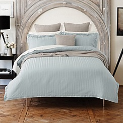 Sheridan - Light blue 'Newmark' bed linen