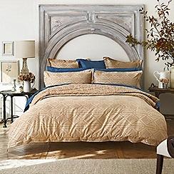 Sheridan - Gold 'Keating' bed linen