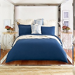 Sheridan - Blue 'Shawcraft' bed linen