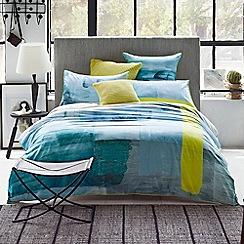 Sheridan - Blue 'Finley' bed linen