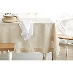 Sheridan - Flax 'Abbotson' table linen