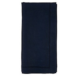 Sheridan - Midnight 'Abbotson' table linen