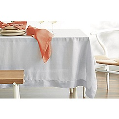 Sheridan - Silver 'Abbotson' table linen