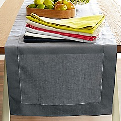 Sheridan - Smoke 'Abbotson' table linen