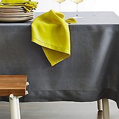 Sheridan - Smoke 'Abbotson' small table cloth