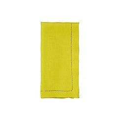 Sheridan - Chatreuse 'Abbotson' table linen