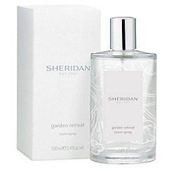Sheridan - Clear 'Garden retreat' room spray