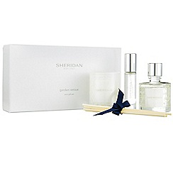Sheridan - Cream 'Garden retreat' mini set