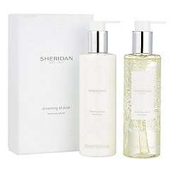 Sheridan - Cream 'Dreaming at dusk' hand set