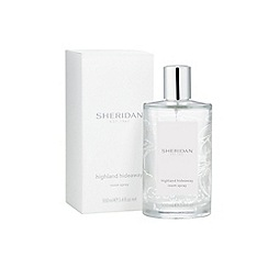 Sheridan - Clear 'Highland hideaway' room spray