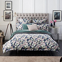 Sheridan - dark blue 'Jeanin' bed linen