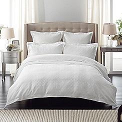 Sheridan - white 'Sabatini' bed linen
