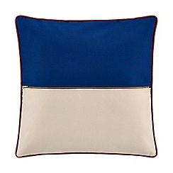 Sheridan - Blue 'Eliot' cushion