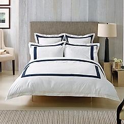 Sheridan - white 'Amiconi' bed linen