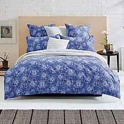 Sheridan - blue 'Blohm' bed linen