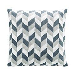 Sheridan - grey 'Nightsky' cushion