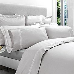 Sheridan - Dove 'Palais lux' sheets