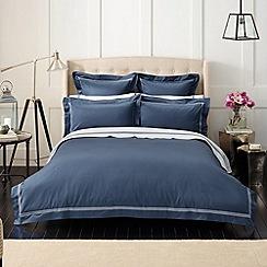 Sheridan - blue 'Palais' bed linen