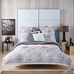 Sheridan - silver 'Walcott' bed linen