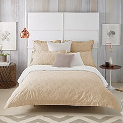 Sheridan - gold 'Hellman' bed linen