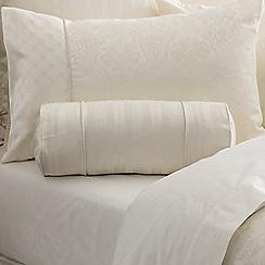Sheridan - Cream 'Damask' cushion