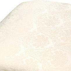 Sheridan - Light cream 'Damask' curtain