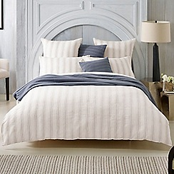 Sheridan - Cream 300 thread count 'Lake Salt' bedding set