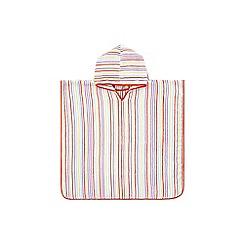 Sheridan - Melon 'Cape byron' baby towel