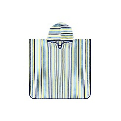 Sheridan - Deep sea 'Cape byron' baby towel