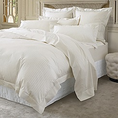 Sheridan - Light cream 'Millennia' bed linen