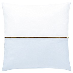 Sheridan - White 'Amedeo' cushion