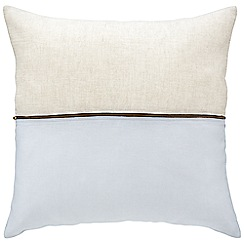 Sheridan - Flax 'Amedeo' cushion