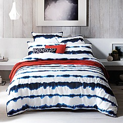 Sheridan - Cobalt 'Dorval' bed linen