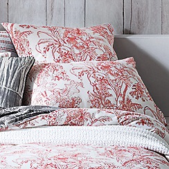 Sheridan - Desert 'Islington' pillowcase pair