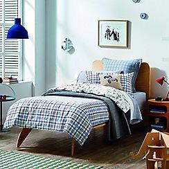 Sheridan - Cornflower 'Barlee' bed linen