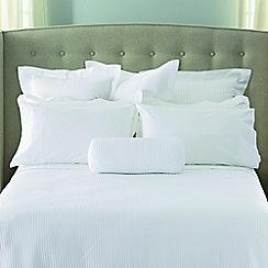 Sheridan - White 'Christobel' cushion