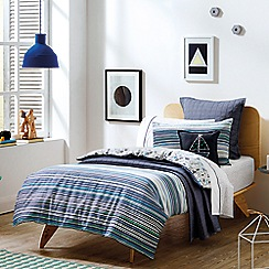 Sheridan - Midnight 'Pittwater' bed linen