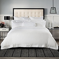 Sheridan - White 'Bellair' bed linen