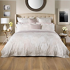 Sheridan - Beige 300 thread count 'Chassard' duvet cover