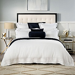 Sheridan - White 1000 thread count 'Coleridge' duvet cover