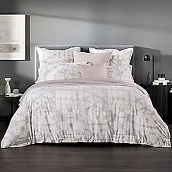 Sheridan - Dove 'Farrer' bed linen