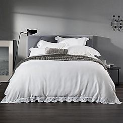 Sheridan - White 'Nerrida' bed linen