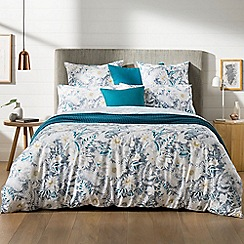 Sheridan - Blue 'Paloma' bedding set