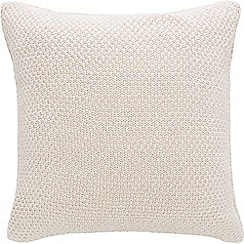 Sheridan - Camel 'Earley' square pillow case