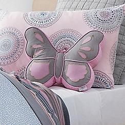 Sheridan - Fog 'Celia' cushion