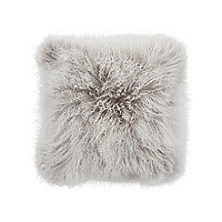 Sheridan - Pale grey 'Bligh' cushion